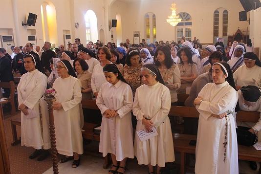 IRAQ - Messa San Giorgio 1