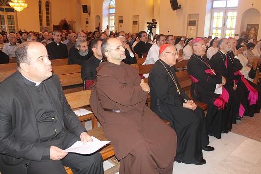 IRAQ - messa san giorgio 7