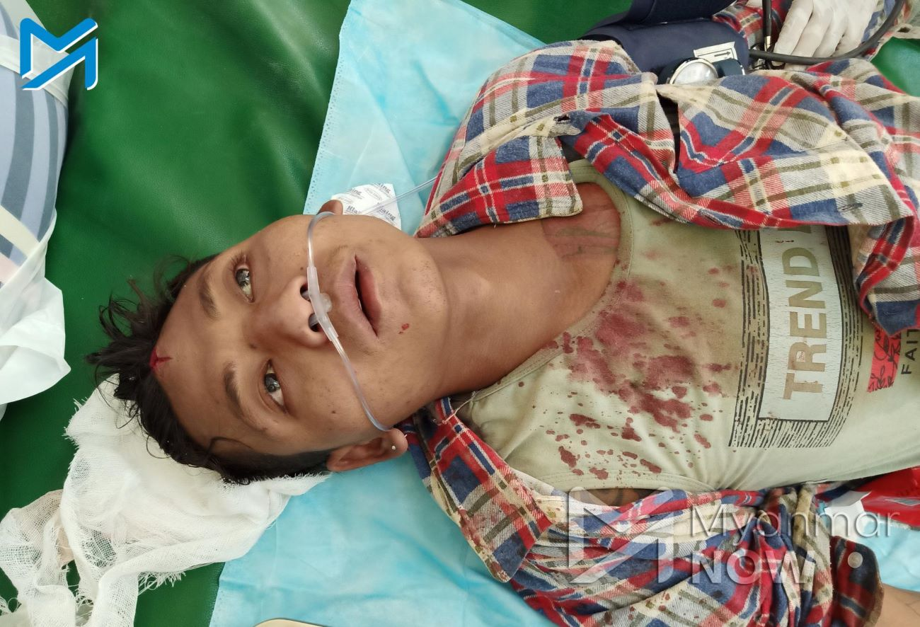 Myanmar: killing of anti-coup protesters