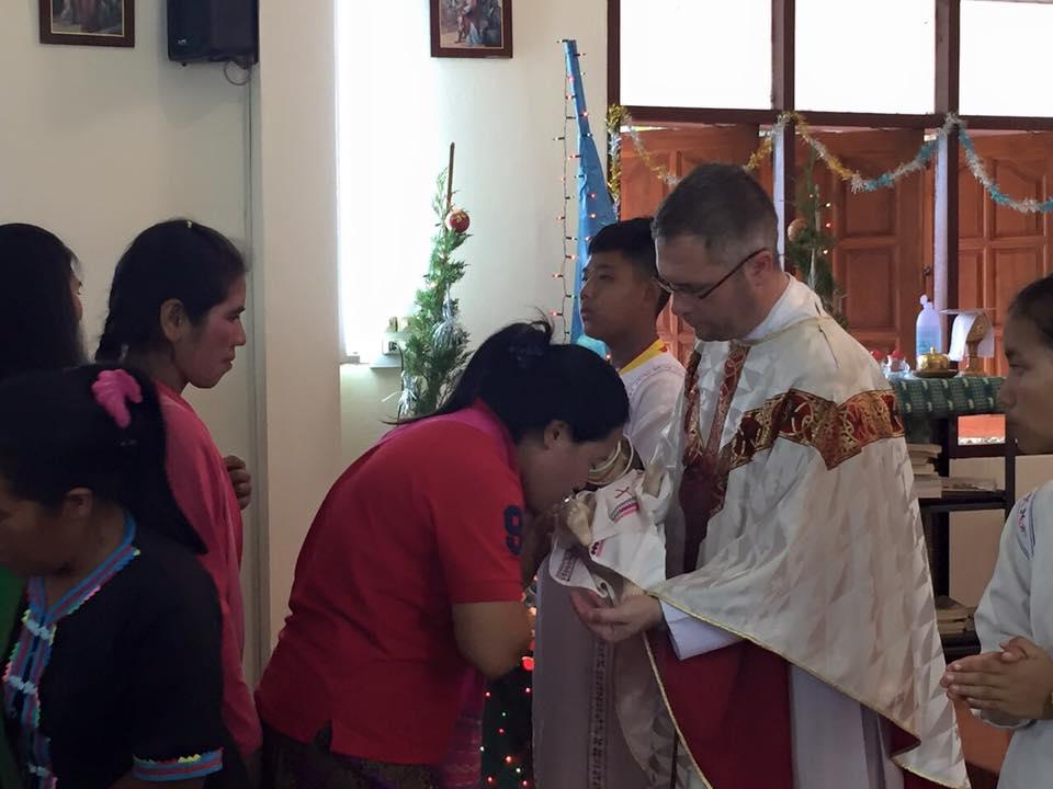 Christmas in Mae Suay
