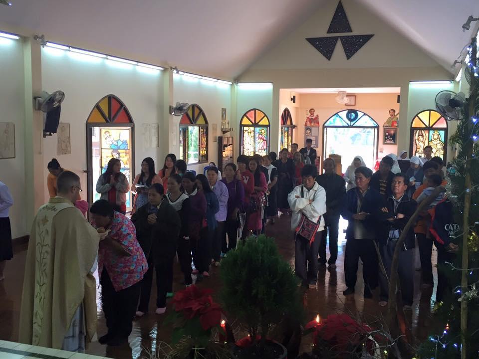 Natale a Mae Suay