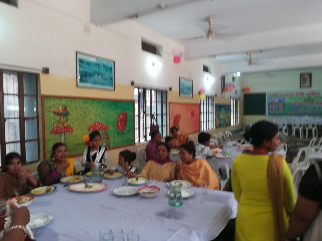 Pranzo comunitario
