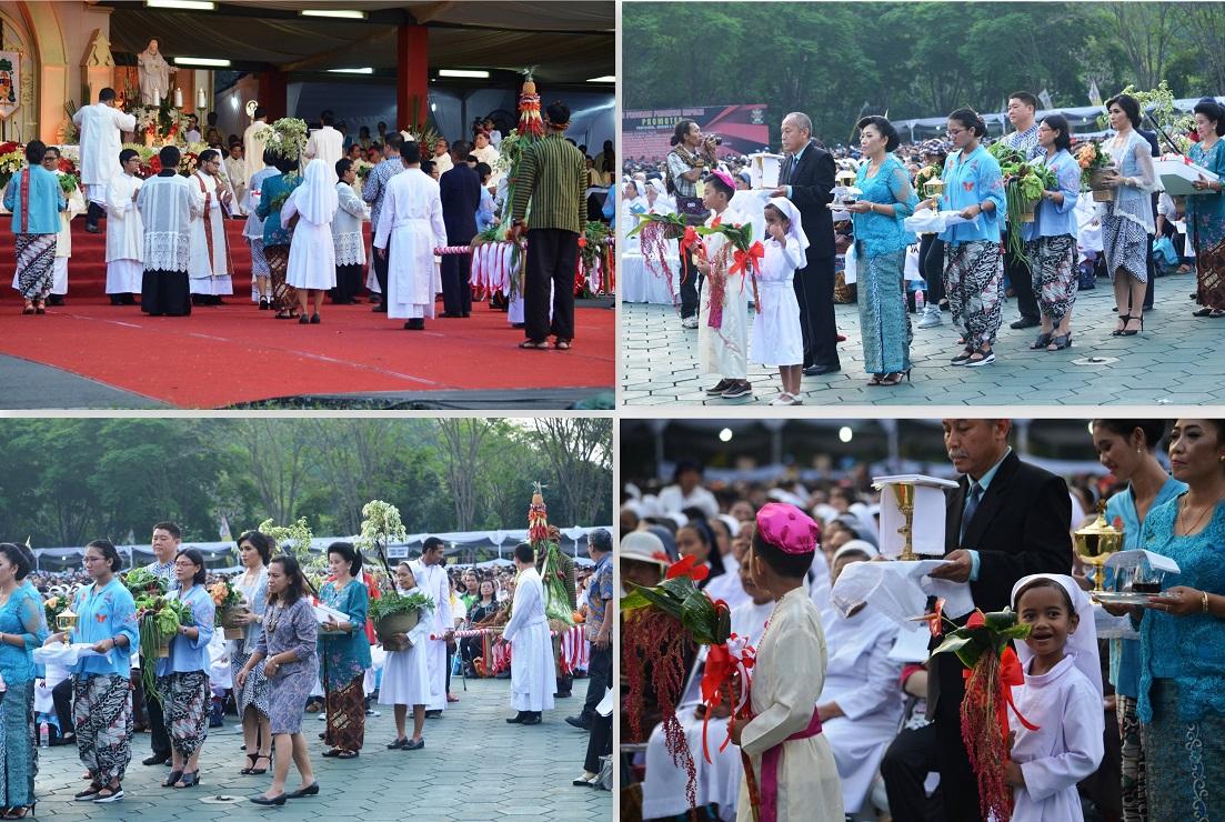 Ordinazione dell'arcivescovo di Semarang