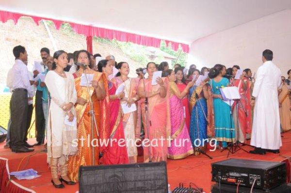 Karnataka, il santuario di san Lorenzo elevato a basilica minore-4