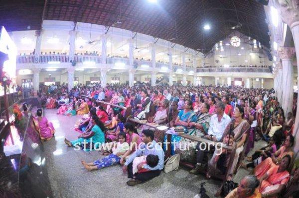 Karnataka, il santuario di san Lorenzo elevato a basilica minore-5