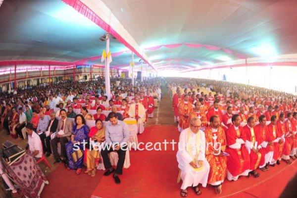 Karnataka, il santuario di san Lorenzo elevato a basilica minore-10