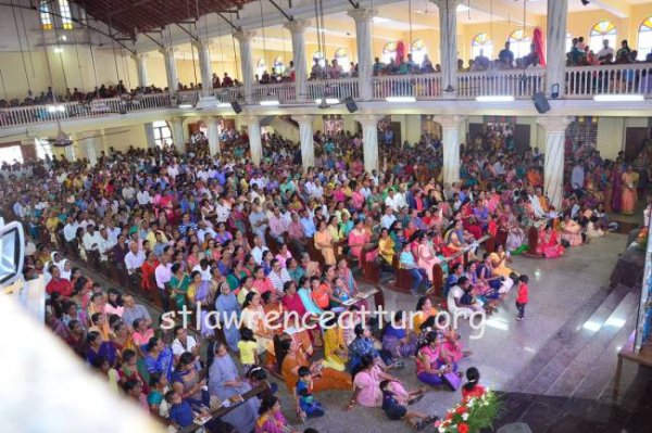 Karnataka, il santuario di san Lorenzo elevato a basilica minore-12