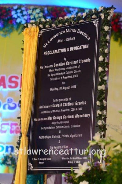 Karnataka, il santuario di san Lorenzo elevato a basilica minore-13