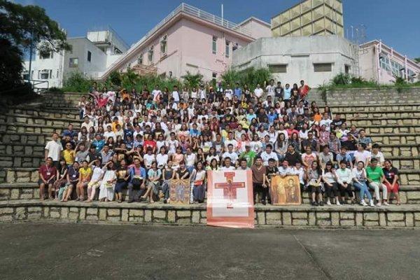 L'incontro dei giovani dell'East Asia organizzato dalla comunità di Taizé-3