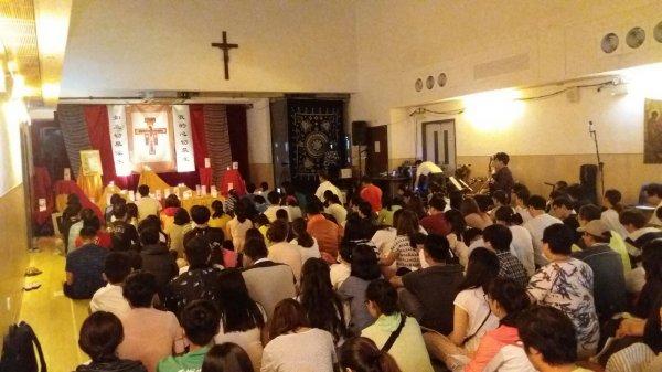 L'incontro dei giovani dell'East Asia organizzato dalla comunità di Taizé-4