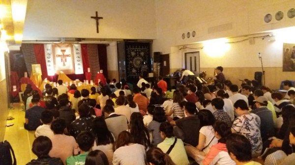 L'incontro dei giovani dell'East Asia organizzato dalla comunità di Taizé-5