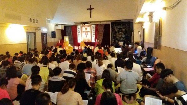 L'incontro dei giovani dell'East Asia organizzato dalla comunità di Taizé-6