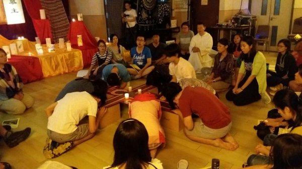 L'incontro dei giovani dell'East Asia organizzato dalla comunità di Taizé-9