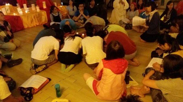L'incontro dei giovani dell'East Asia organizzato dalla comunità di Taizé-10