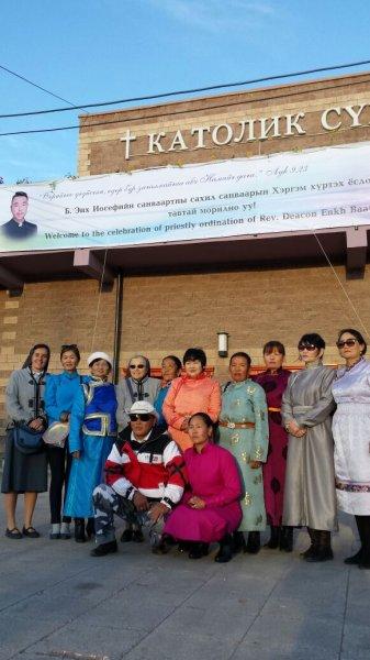 La prima messa di don Giuseppe Enkh-Baatar-5
