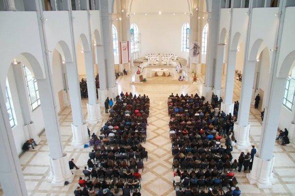 Cattedrale di Madre Teresa a Pristina-9