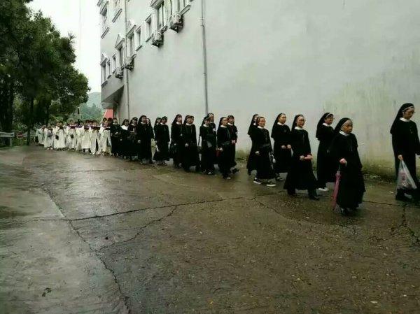 Funerali del vescovo di Wenzhou-7