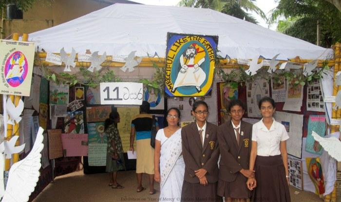 Mostra sull'Anno della Misericordia in Sri Lanka-4