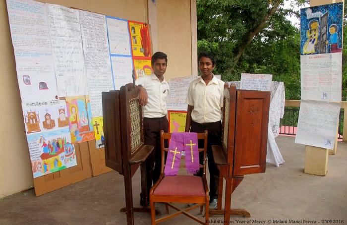 Mostra sull'Anno della Misericordia in Sri Lanka-6