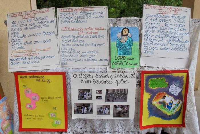 Mostra sull'Anno della Misericordia in Sri Lanka-7