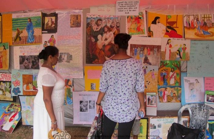 Mostra sull'Anno della Misericordia in Sri Lanka-8