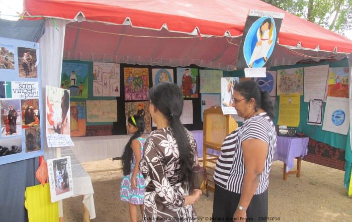 Mostra sull'Anno della Misericordia in Sri Lanka-10