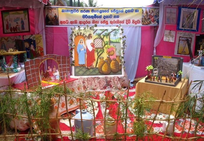 Mostra sull'Anno della Misericordia in Sri Lanka-11