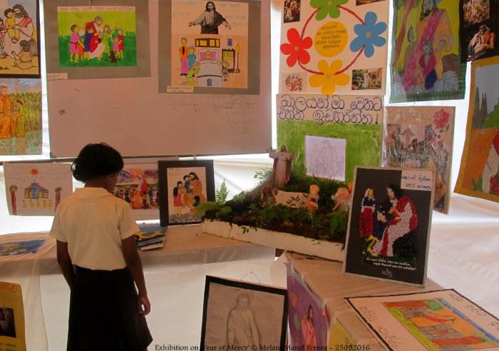 Mostra sull'Anno della Misericordia in Sri Lanka-12