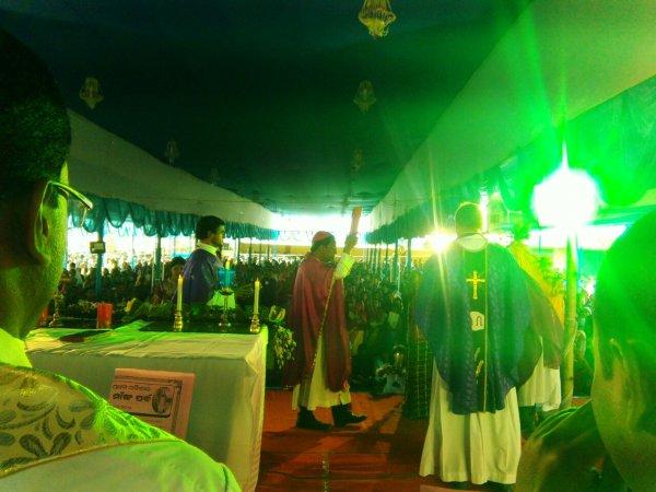 Festa di Maria Regina della Missione in Orissa-1