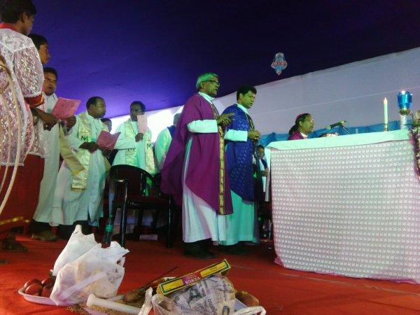 Festa di Maria Regina della Missione in Orissa-2