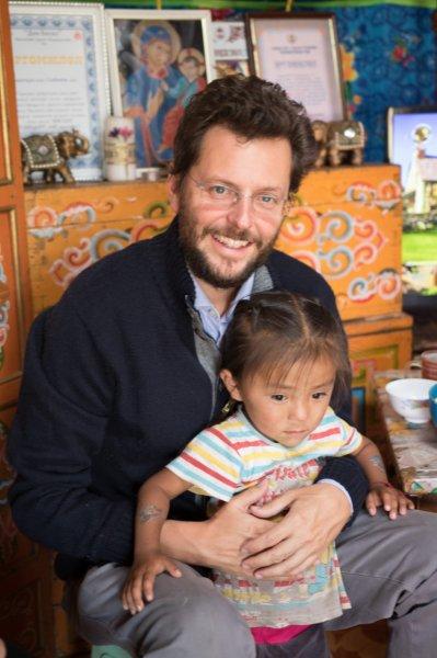 Missione in Mongolia di p. Giorgio Marengo-1