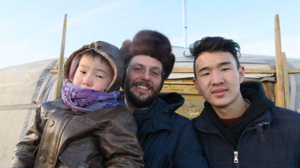 Missione in Mongolia di p. Giorgio Marengo-7