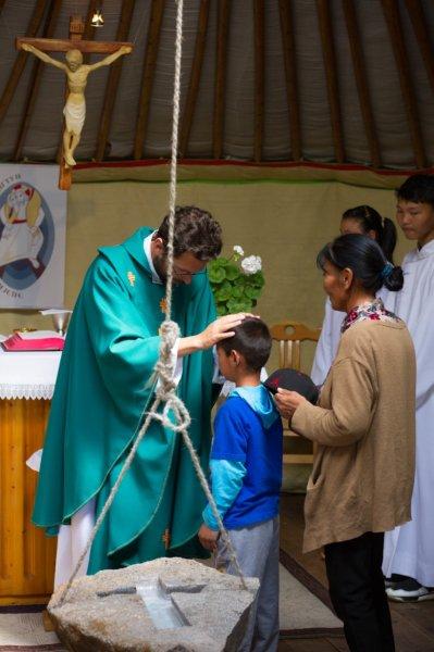 Missione in Mongolia di p. Giorgio Marengo-13