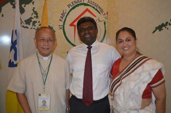 Plenaria Fabc in Sri Lanka-3