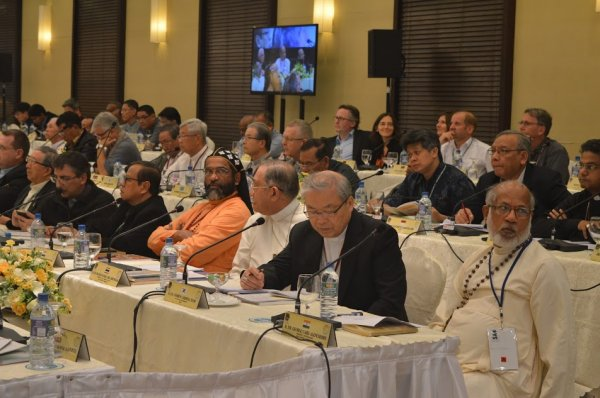 Plenaria Fabc in Sri Lanka-8