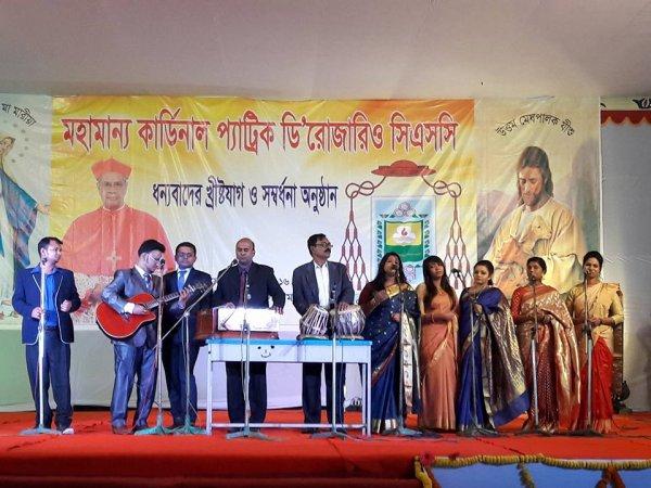 Cattolici in Bangladesh festeggiano il loro primo cardinale-6
