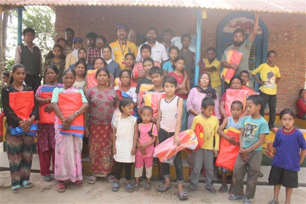 Bangalore Cares for Nepal-2