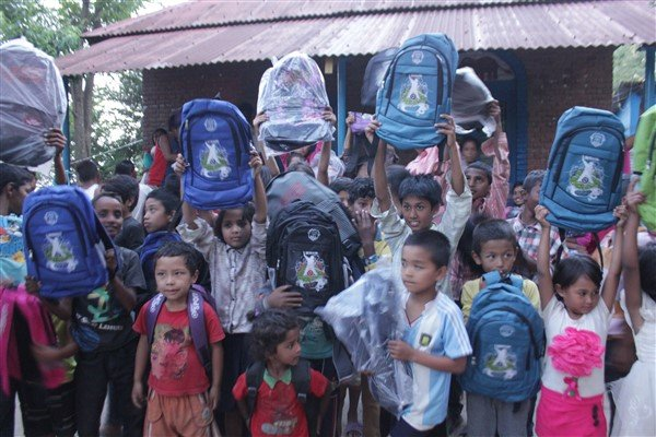Bangalore Cares for Nepal-3