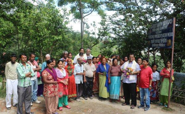 Bangalore Cares for Nepal-5
