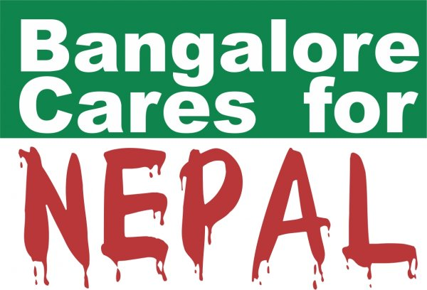 Bangalore Cares for Nepal-8