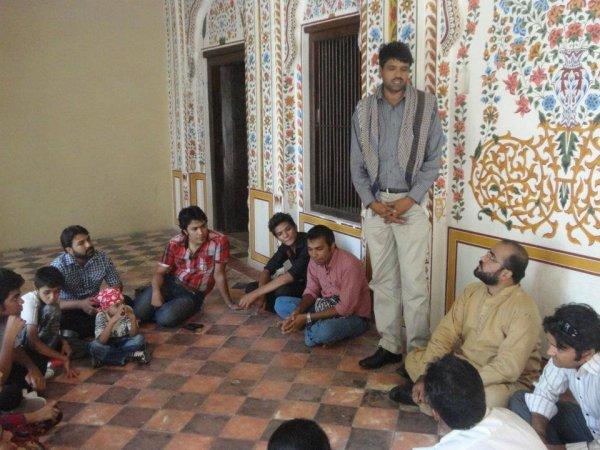 Gruppo interreligioso giovanile in Pakistan-4