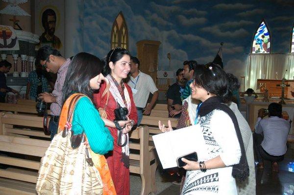 Gruppo interreligioso giovanile in Pakistan-5