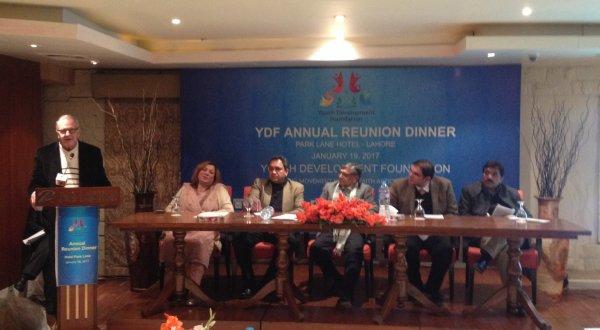 Gruppo interreligioso giovanile in Pakistan-6