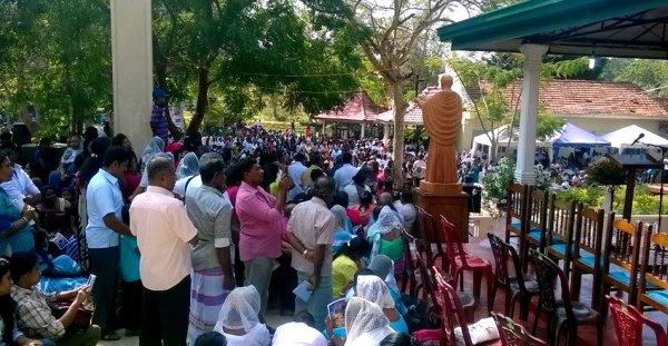Anno di san Giuseppe Vaz in Sri Lanka-1