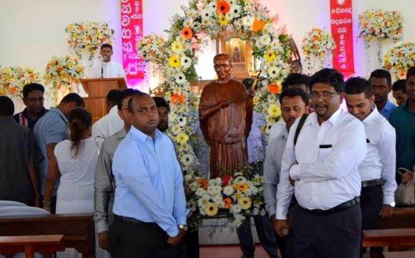 Anno di san Giuseppe Vaz in Sri Lanka-2