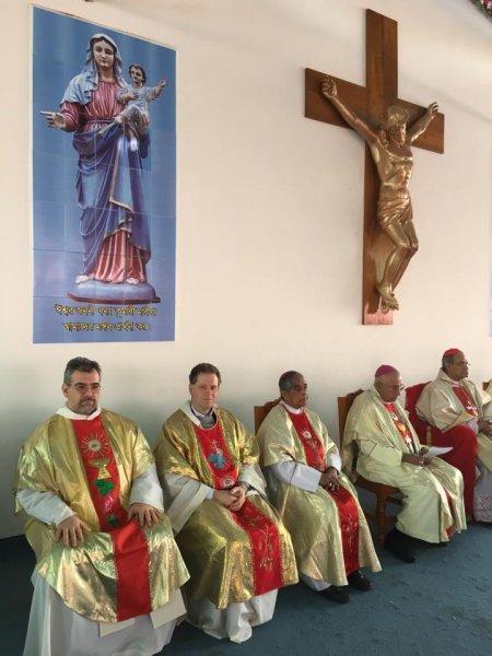 Reliquie di sant'Antonio da Padova in Bangladesh-4