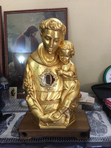 Reliquie di sant'Antonio da Padova in Bangladesh-6
