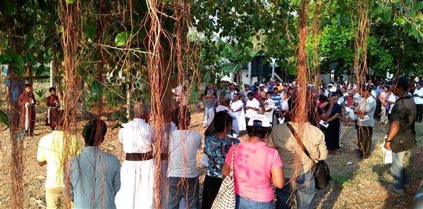 Via crucis in Sri Lanka-4