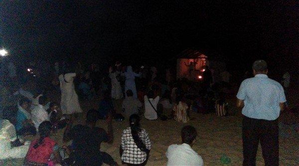 Via crucis in Sri Lanka-7