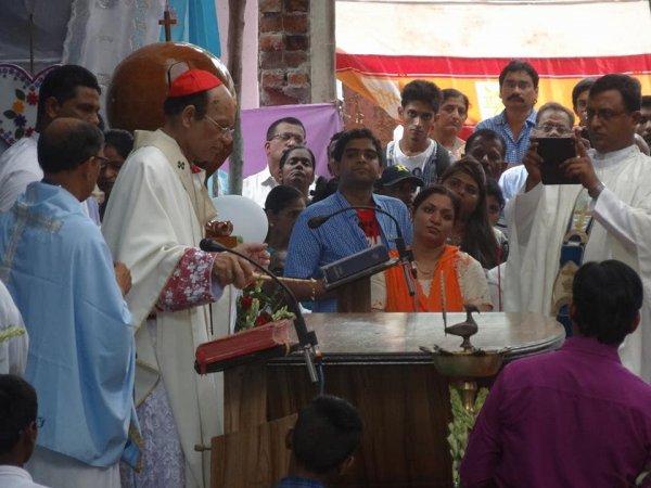 Centenario di Fatima nel santuario di Karjat in India-1